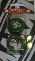 ANODIZED END CAP GREEN