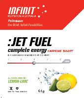 INFINIT JETFUEL CAFFIENE SINGLE PACKET