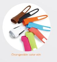 GUEE ACCESSORY TADPOLE COLOUR SLEEVES GREEN/PINK/WHITE