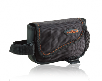 IBERA TOP TUBE BAG.SOFT NON-SCRATCH BASE. CAPACITY: 0.4L ~ WEIGHT: 90g.