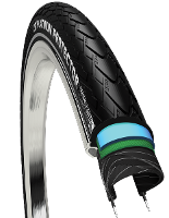 CST PLATINUM PROTECTOR 26 X 1.75 - 5mm Kevlar Layer & Reflective Strip Level 7 Protection EBike Approved