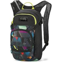 DAKINE SESSION 12L  PACK WITH 2L BLADDER AND MAGNETIC NOZZLE - COLOUR GEO