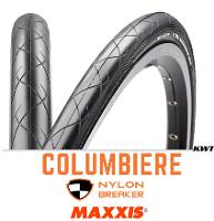 COLUMBIERE 26 X 1.25 WIREBEAD 100 PSI