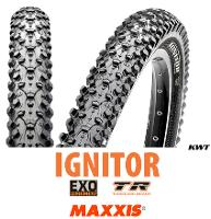 IGNITOR 27.5 X 2.10 EXO FOLDING (51a/60a) TR Tubeless Ready 600grams